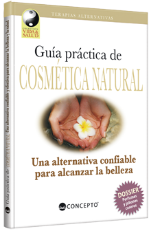 Terapias alternativas-COSMÉTICA NATURAL